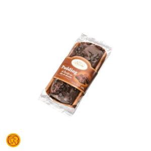 PUDDING DE CHOCOLATE 100 DUCADOS CON CHIPS DE CHOCOLATE 300gr.